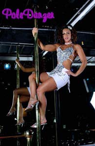 Pole Danzer Stripper Pole
